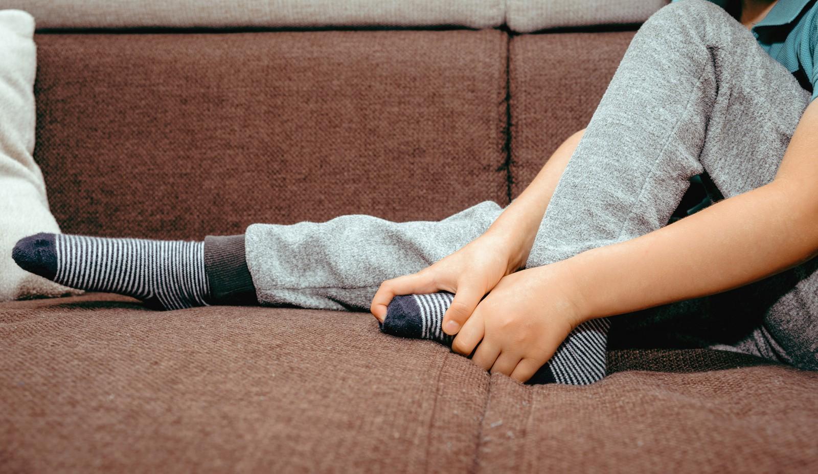 Боли в ногах у детей